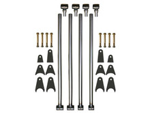 Heavy Duty Universal Triangulated 4-Link Kit