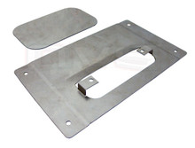 95-04 Toyota Tacoma AVS Shaved Tailgate Handle Relocator w/Filler