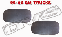99-06 Chevy/GMC Fullsize AVS Shaved Door Handle Filler Plate