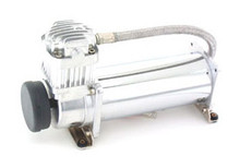 Viair 12v 450C Air Compressor Chrome - 150psi