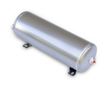 Aluminum 2 Gallon 3 Port Air Tank