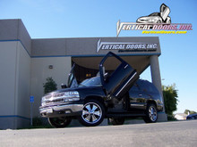 Vertical Doors 2000-2006 CHEVY SUBURBAN Bolt on Lambo Door Kit