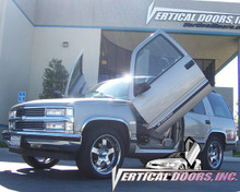 Vertical Doors 1995-1999 CHEVY TAHOE Bolt on Lambo Door Kit