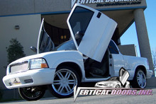 Vertical Doors 1994-2004 GMC SONOMA Bolt on Lambo Door Kit