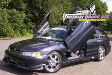 Vertical Doors 1994-1997 HONDA ACCORD Bolt on Lambo Door Kit