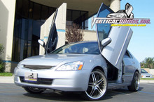 Vertical Doors 2003-2007 HONDA ACCORD Bolt on Lambo Door Kit (4 Door)