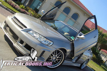 Vertical Doors 1998-2002 HONDA ACCORD  Bolt on Lambo Door Kit (4 Door)