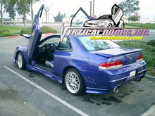 Vertical Doors 1997-2002 HONDA PRELUDE Bolt on Lambo Door Kit