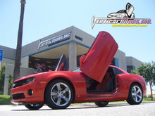 Vertical Doors 2010-UP CHEVY CAMARO Bolt on Lambo Door Kit