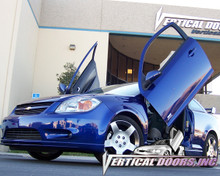 Vertical Doors 2004-2009 CHEVY COBALT Bolt on Lambo Door Kit