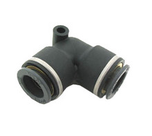 "Union- Elbow 1/4"" Tube x 1/4"" Tube"