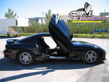 Vertical Doors 1993-1997 MAZDA RX7 Bolt on Lambo Door Kit