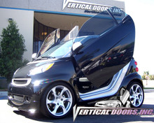 Vertical Doors 2008-2010 Smart for two 451 Bolt on Lambo Door Kit