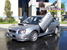 Vertical Doors 2001-2007 SUBARU IMPREZA/WRX/STI Bolt on Lambo Door Kit