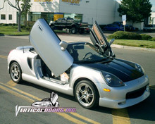 Vertical Doors 1999-2007 TOYOTA MR2/MRS Bolt on Lambo Door Kit