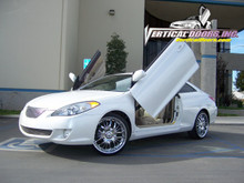 Vertical Doors 2004-2008 TOYOTA SOLARA Bolt on Lambo Door Kit