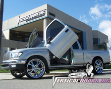 Vertical Doors 1995-2004 TOYOTA TACOMA TRUCK Bolt on Lambo Door Kit