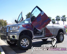 Vertical Doors 2007-UP TOYOTA TUNDRA Bolt on Lambo Door Kit
