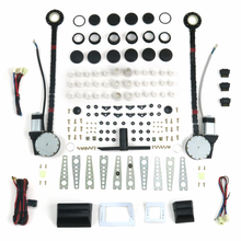 Autoloc Universal Power Window Kit w/Switches
