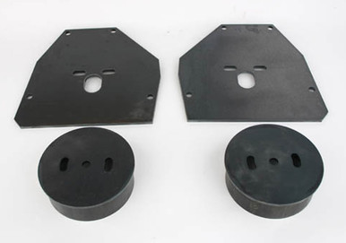 63-87 Full Size Chevy Single Port Brackets