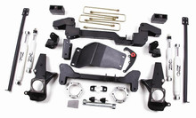 "2001-06 Chevy/GMC Silverado/Sierra 1500HD/2500 NON-HD 4WD 6"" Lift Kit"