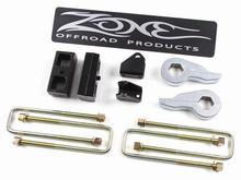 "01-06 Chevy/GMC Silverado/Sierra 2500HD 4WD 2"" Lift Kit w/ 2"" Rear Blk"