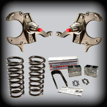 "82-97 S-10 BLAZER & JIMMY LOWERING KIT 4""F - 4""R"
