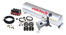 "Ridetech RidePRO Analog 1/4"" 5 Gallon Control System"