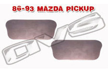 1986-1993 Mazda Pickup Door Handle Fillers