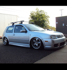 2002-2004 VW Golf MKIV R32 Air Lift Slam Kit w/Manual Air Management