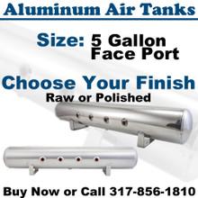 5 Gallon Aluminum Air Tank
