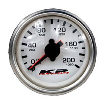 KP Dual Needle Air Pressure Gauge 200psi