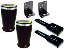 """AIRoverLeaf - 3000lb underframe / 2.5"""" leaf bracket kit"""