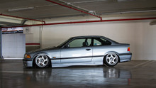 94-99 BMW 316i Manual Kit w/o Rear Shocks- Side View