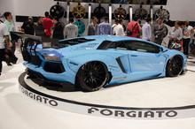 01-10 Lamborghini Murcielago AirREX Complete Air Suspension System