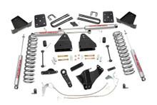 """08-10 F250 Super/F350 Super 4WD 4.5"""" Lift Kit"""