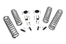 "07-17 JK Wrangler Unlimited 4WD 2.5"" Lift Kit w/o Shocks"