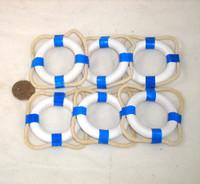 Mini Life Ring Preservers Napkin Holders