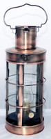 Nautical Anchor Light Oil Lantern