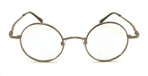 john lennon walrus eyeglass frames antique pewter