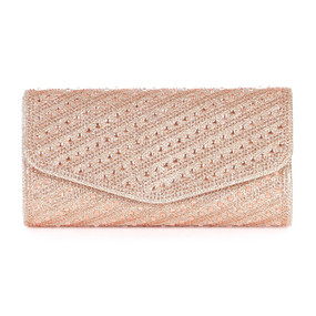 Luxury Crystal Rhinestone Envelope Clutch Purses and Evening Bag for Women