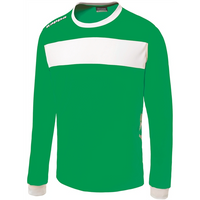 Remilio Long Sleeve Shirt by Kappa. Available now from Andreas Carter Sports.