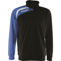 Arqua Training Sweatshirt 1/2 Zip by Kappa. Available now from Andreas Carter Sports.