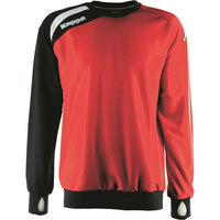Mare Training Sweatshirt by Kappa. Available now from Andreas Carter Sports.