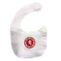 Welling United Baby Bib. Available now from Andreas Carter Sports.