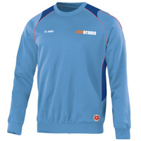 The National League Bench Sweatshirt by Jako. Available now from Andreas Carter Sports.