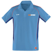 The National League Bench Polo Shirt by Jako. Available now from Andreas Carter Sports.