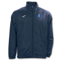 Braintree Futsal Academy, Junior Rain Jacket by Joma. Available now from Andreas Carter Sports.
