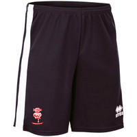 Lincoln City Home Shorts Junior 2016/17 by Errea. Available now from Andreas Carter Sports.