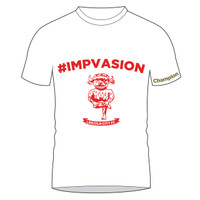 Youth Impvasion Champions T-Shirt, by LCFC Official. Available now from Andreas Carter Sports.
